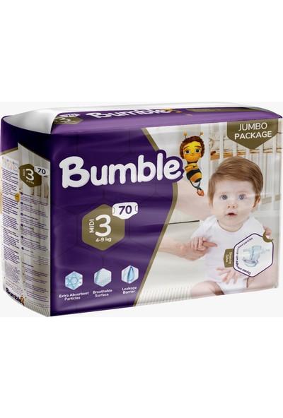 Bumble 3 Numara Bebek Bezi