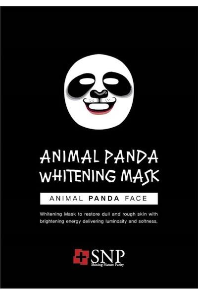 Snp Animal Panda Beyazlatıcı Maske 25 ml