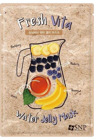 Snp Fresh Vita Water Jelly Maske 33ml