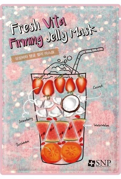 Snp Fresh Vita Sıkılaştırıcı Jelly Maske 33 ml