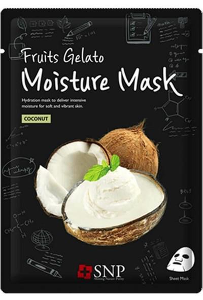 Snp Fruits Gelato Moisture Maske 33ml