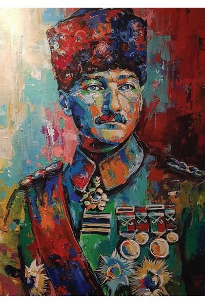 Doğuş Atatürk 1000 Parça Puzzle
