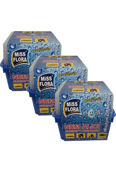 Miss Flora Nem Alıcı 450 G 3' Lü Paket