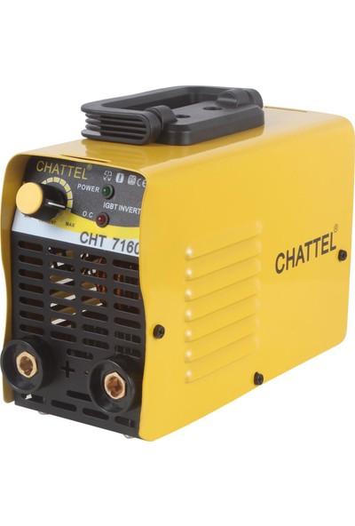 Chattel Invertör Kaynak Makinası Cht 7160