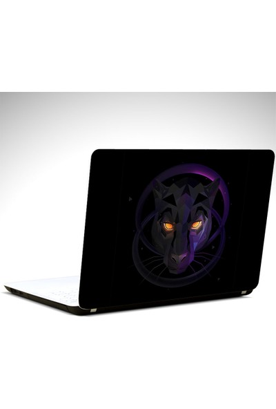 Dekolata Puma Laptop Sticker