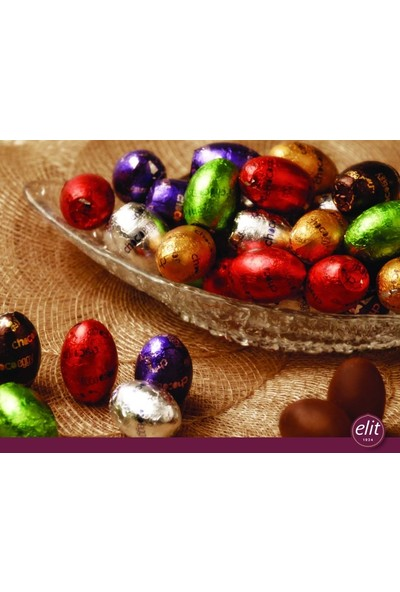 Elit Chocoeggy Fın.krm.dol.bayramlık Çikolata 1 kg