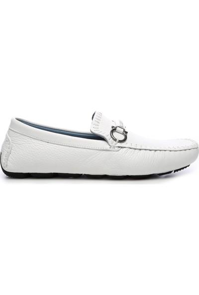 Kemal Tanca Erkek Deri Casual Ayakkabı