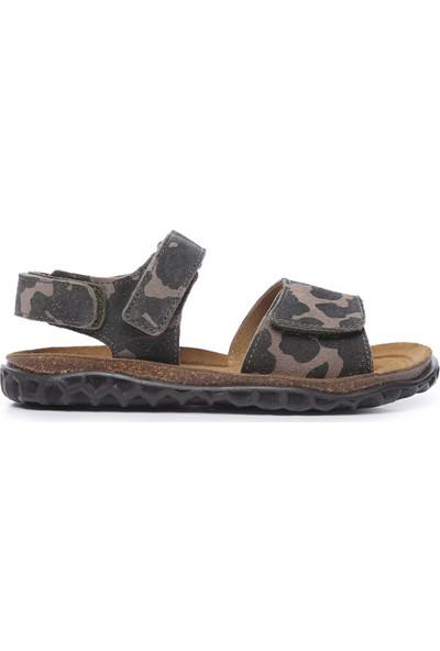 Chili Çocuk Deri Sandalet