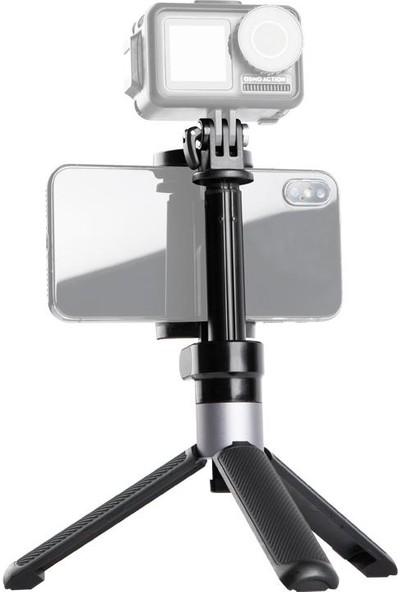 Pgytech Aksiyon Kameraları İçin Uzatmalı Tripod Plus