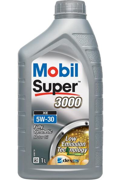 Mobil Super 3000 Xe 5W30 Motor Yağı 1 lt