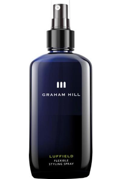 Graham Hill Luffield Güçlü Tutuş Gazsız Saç Spreyi 200 ml