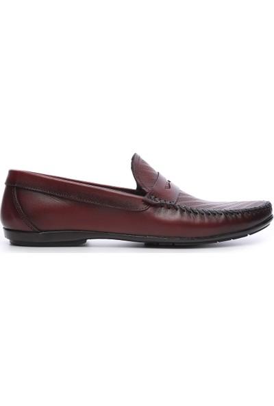 Kemal Tanca Erkek Deri Loafer Ayakkabı