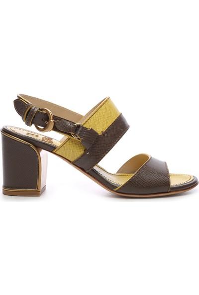 Fabi Kadın Deri Klasik Ayakkabı