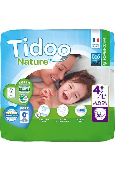 Tidoo Hipoalerjenik-Ekolojik Bebek Bezi No:4 Maxi Single 9-20 kg