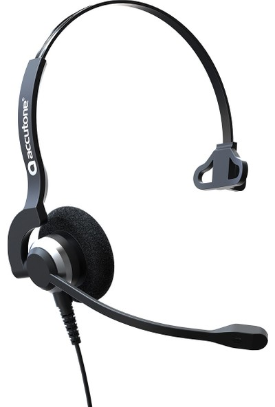 Accutone Çağrı Merkezi Kulaklığı - USB/Mono (UM910)