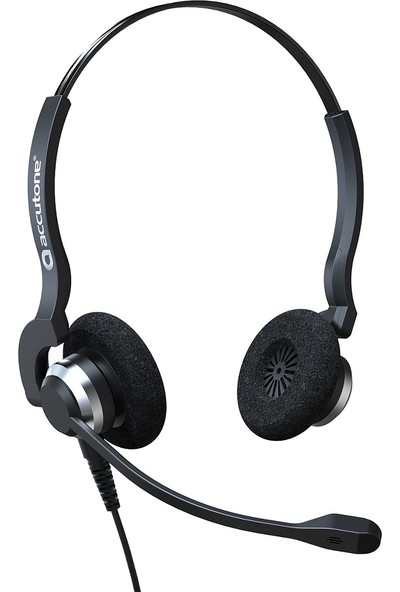 Accutone Çağrı Merkezi Kulaklığı - USB/Duo (UB910-UC)