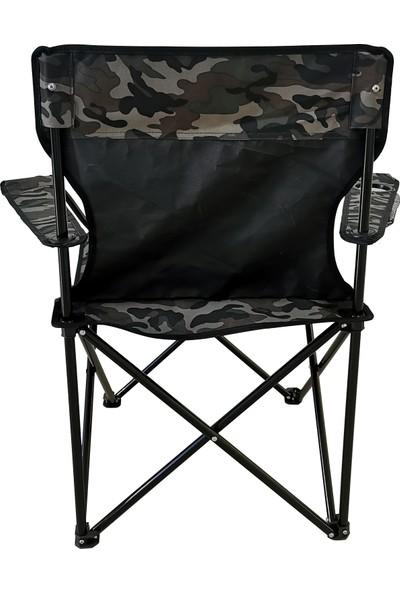 Joystar Katlanır Kamp Plaj ve Balıkçı Sandalyesi