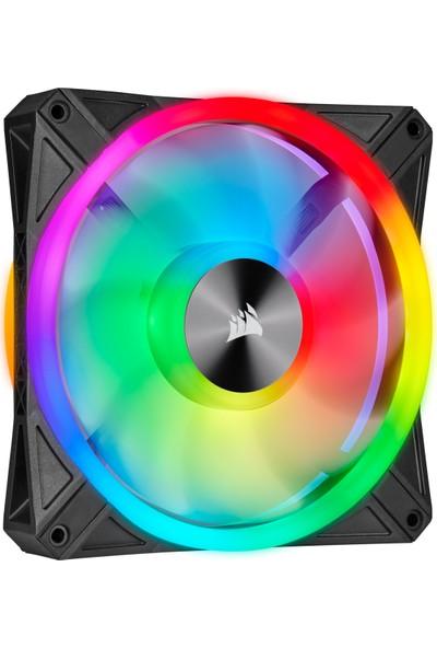 Corsair QL140 RGB 140 mm PWM Fan Single Pack Kasa Fanı CO-9050099-WW