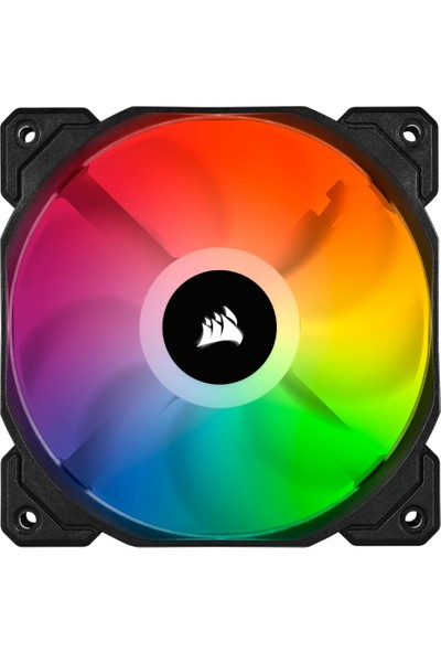 Corsair iCUE SP120 RGB Pro 120 mm LED PWM Single Pack Kasa Fanı CO-9050093-WW