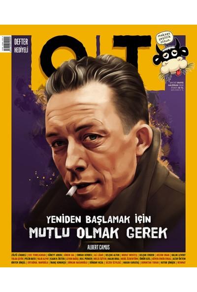 OT Dergi Sayı: 87 Mayıs Haziran 2020
