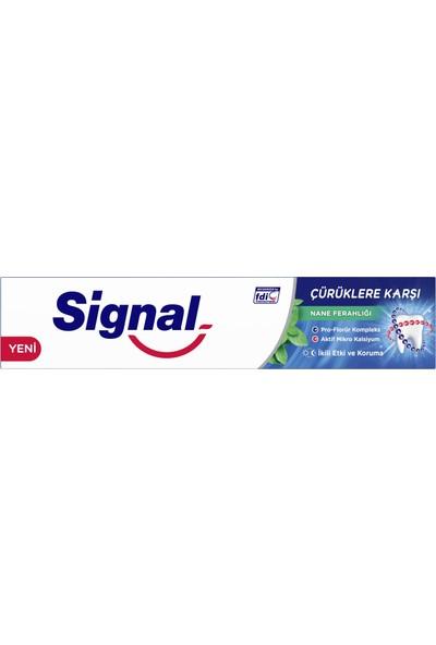 Signal Beyaz Güç Nane Diş Macunu 100 ml