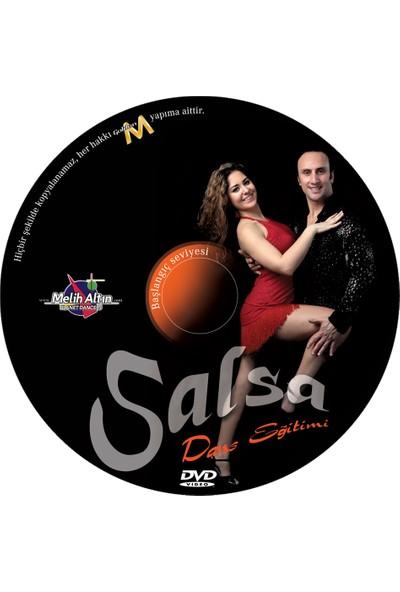 Salsa DVD Dans Eğitimi - Melih Altın