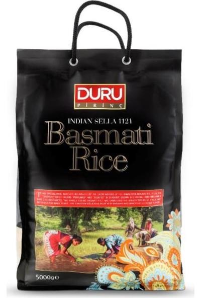 Duru Bakliyat Duru Basmati Pirinç 5 kg