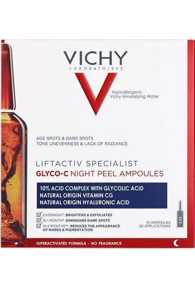 Vichy Liftactiv Glyco-C Leke Karşıtı Ampul Serum 10X2 ml