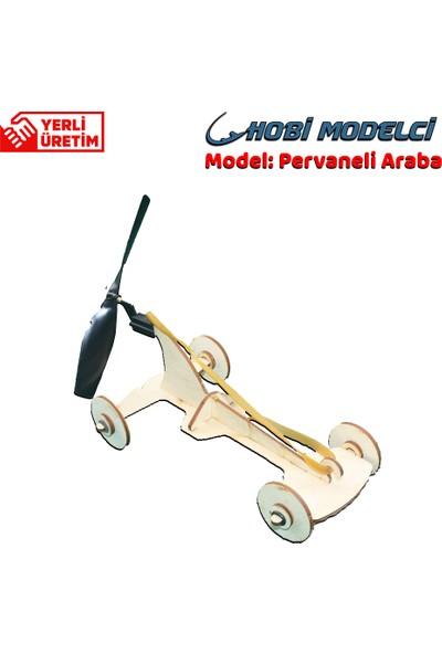 Hobi Modelci Pervaneli Model Araba 3D