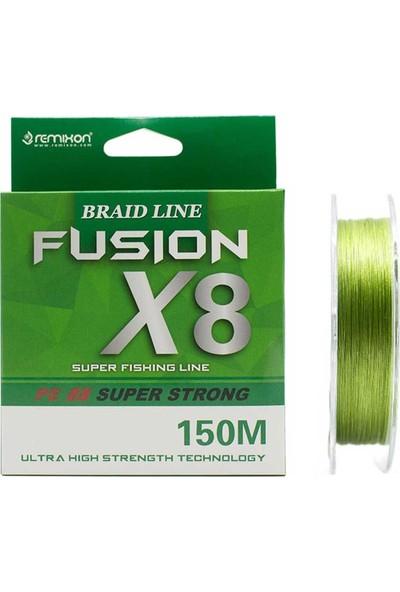 Remixon Fusion X8 Green Ip Olta Misinası 150 mt