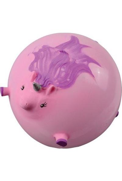 Soico Unicorn Balon Pembe