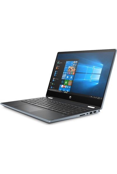 "HP Pavilion X360 Intel Core i5 10210U 8GB 256GB SSD Windows 10 Home 14"" FHD Taşınabilir Bilgisayar 8XD54EA"