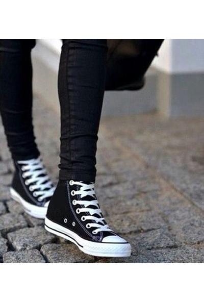 Art Fashion Rick Do It Unisex Canvas Ayakkabı