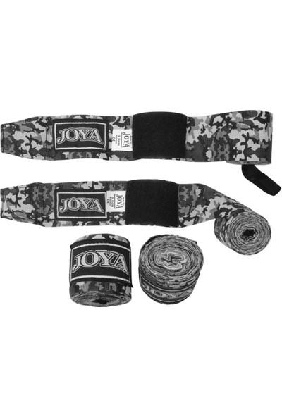 Joya Velcro Camo Grey Boxıng Wrap (048000 Grey Camo )