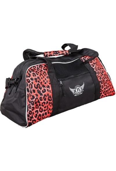 Joya Womens Sports Bag Leopard Std (JW3080 Leo)