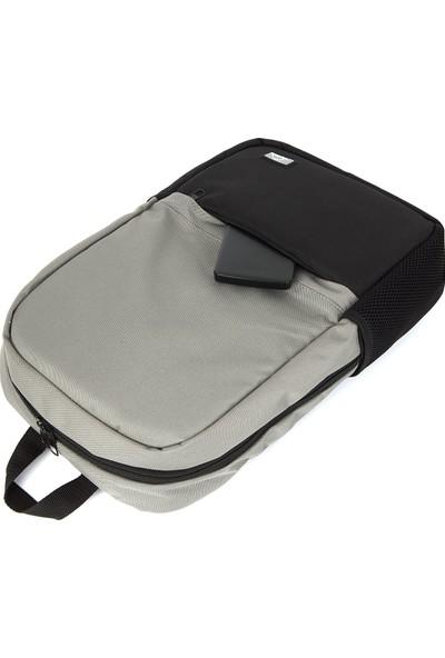 "Deepblue DP-600 15.6"" Notebook Sırt Çantası Siyah-Gri"
