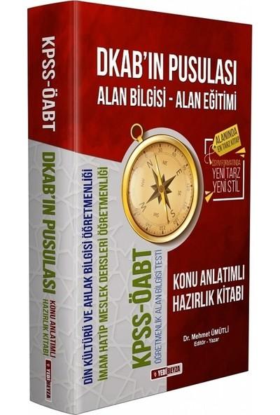 Yedi Beyza Yayınları ÖABT 2020 DKAB'ın Pusulası Din Kültürü ve Ahlak Bilgisi Hazırlık