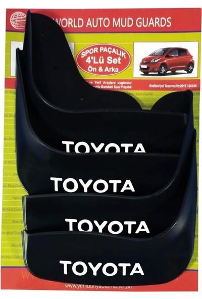 Yeni Dünya Toyota Corolla 1998-2002 4'lü Paçalık Çamurluk Tozluk TYT1KX006