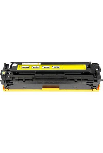 Endlessprint HP CM-1300/ 1312/ 1415/ CP-1217 Sarı Muadil Toner