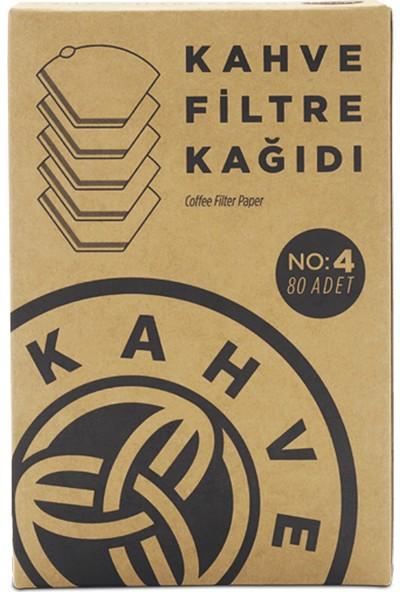 Kahve Dünyası 80'li Filtre Kahve Kağıdı