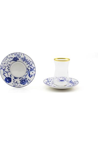 Wanelli FX1030 Helen 12 Prç Çay Takımı