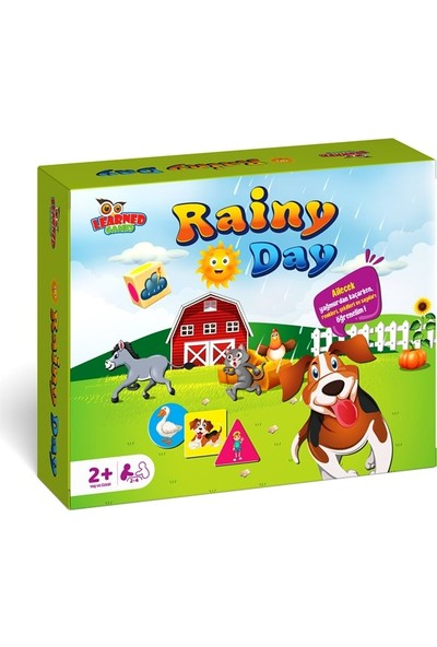 Learned Games Rainy Day Oyunu