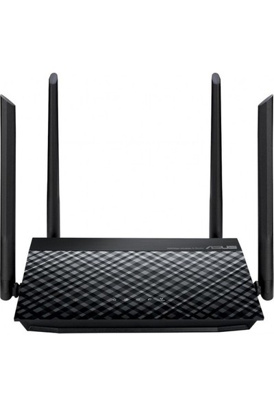 ASUS RT-AC51 DualBand-Torrent-Bulut-DLNA-4G-VPN-Access Point 4xRJ-45 Ethernet WiFi Router