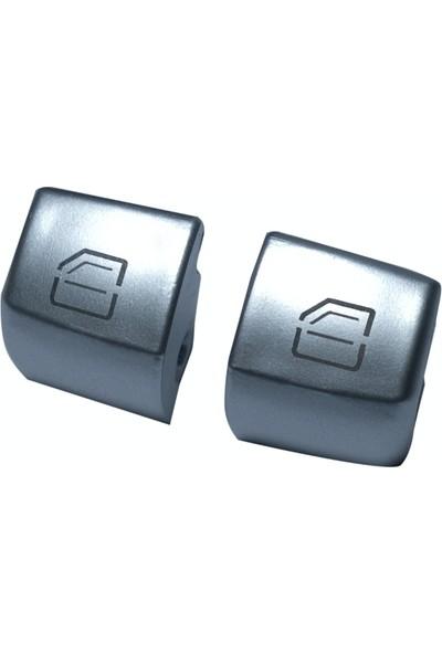 Alpha Auto Part Mercedes C Class W205 W253 W222 Için Cam Düğme Kapağı A2229056800