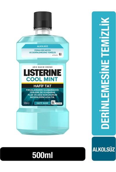 Listerine Cool Mint Hafif Tat 500 ml