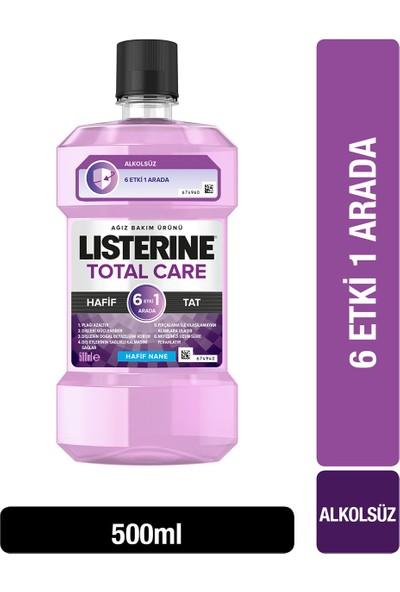 Listerine Total Care Hafif Tat 500 ml