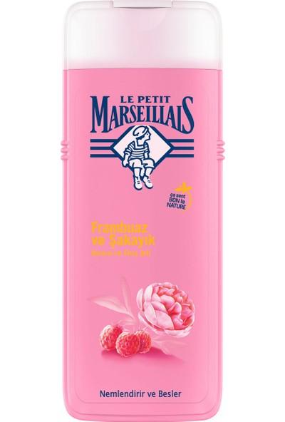 Le Petit Marseillais Duş Jeli Frambuaz Ve Şakayık 400 ml