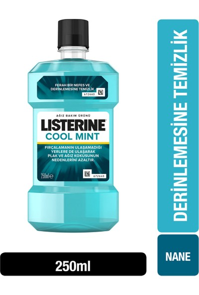 Listerine Cool Mint 250 ml