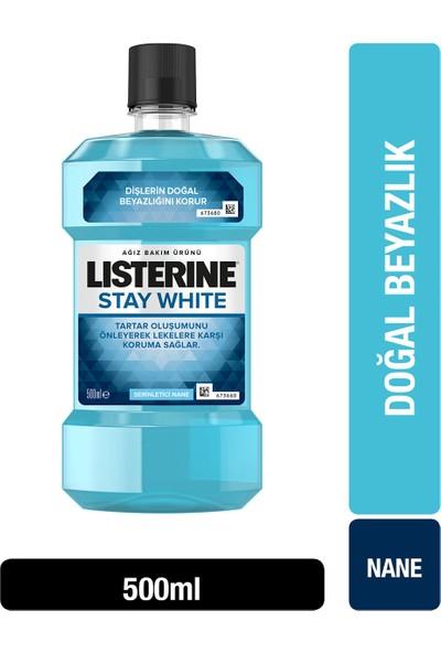 Listerine Stay White 500 ml