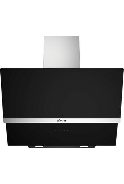 Altus ALA 545 B 60 cm Davlumbaz Siyah